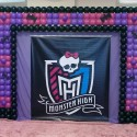 arco para senario Monster High