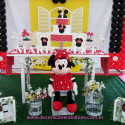 decoracao-infantil-minnie-vermelha