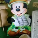 Mickey no Safári