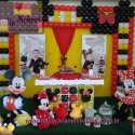 festa infantil Mickey e Minnie